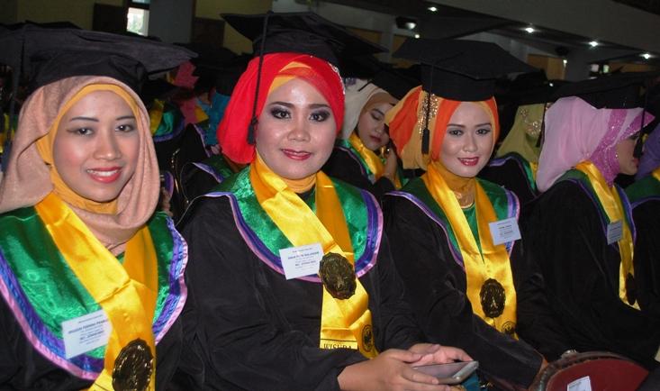 Besok, 3620 Mahasiswa Unnes Diwisuda
