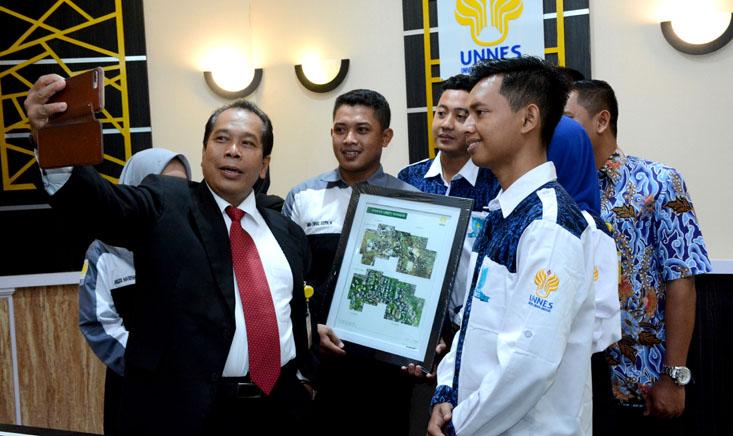 UNNES Kirim Tiga Tim Mahasiswa Ikuti Expo KMI IX di IPB