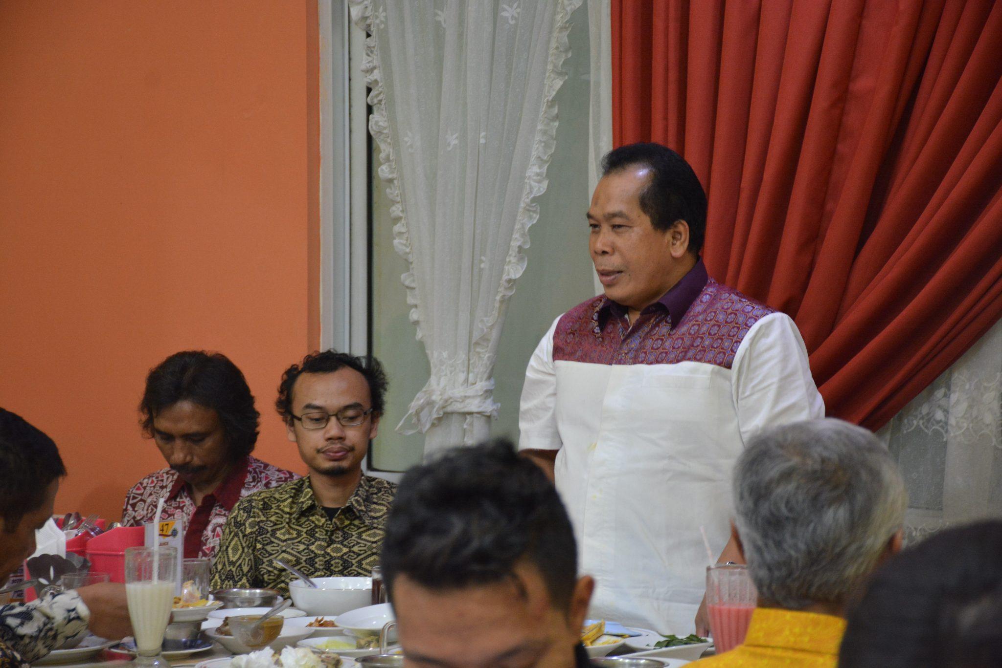 Buka Bersama Perkuat Silaturahmi UNNES dan Rekan Media