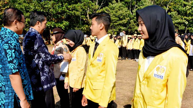 UNNES Terjunkan 3.513 Mahasiswa PPL, 59 PPL Internasional
