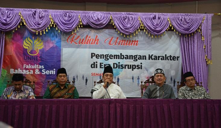 Buka Bersama Fakultas Bahasa dan Seni Eratkan Silaturahmi
