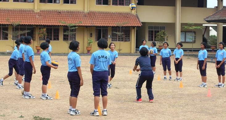 PPL Di SMA Taruna Nusantara, Mahasiswa Wajib Dampingi Siswa Di Asrama
