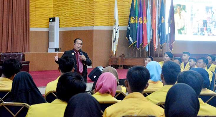 Prof Fathur; Kepemimpinan Butuh Kepercayaan dan Bergerak Cepat Menggapai Visi Besar
