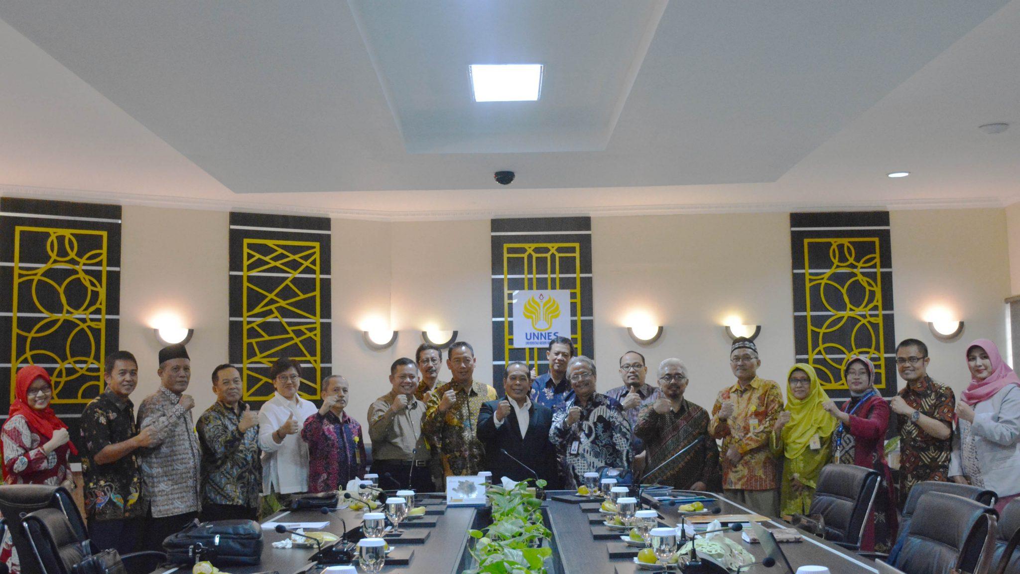 Dewan Pengawas Kritisi Kinerja Keuangan UNNES