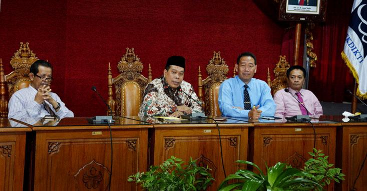 Silaturahmi dan Doa Bersama, Rektor: Harmoni Kunci Raih Prestasi