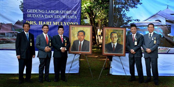 UNNES Resmikan Gedung Prof Wuryanto dan Drs Hari Mulyono