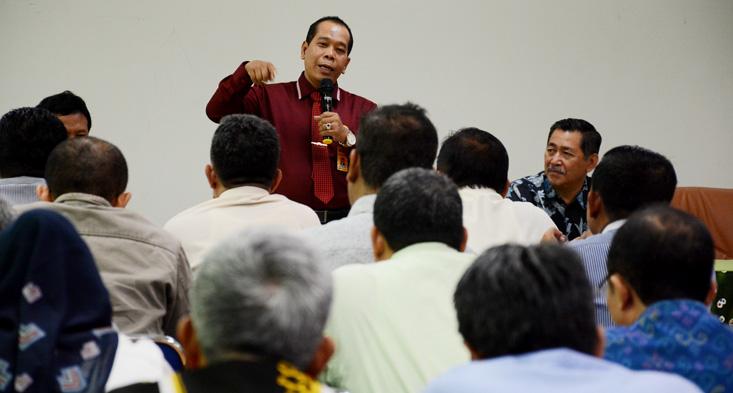 Prof Fathur: Terus jaga kondusifitas dan semangat berprestasi