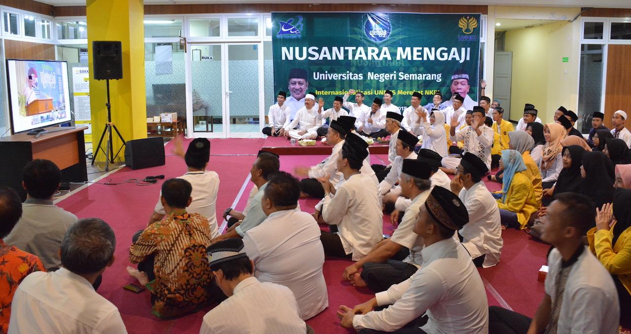 Nusantara Mengaji di Kampus Konservasi