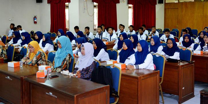 SMK Eyzzul Moslem Bulu Kunjungi UPT TIK UNNES
