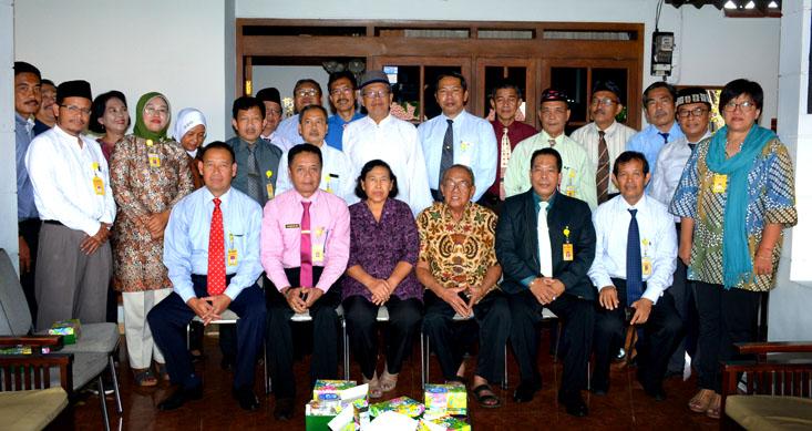 Silaturahmi ke Rektor UNNES ke-3 dan ke-4, Rektor UNNES dan Jajaran Pimpinan Dapat Masukan Buka Kedokteran