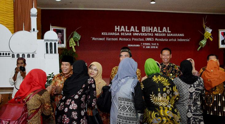 Halal Bihalal, Merawat Harmoni Memacu Prestasi