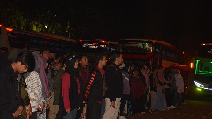500 Mahasiswa UNNES Ikuti Indonesia Startup Summit 2019