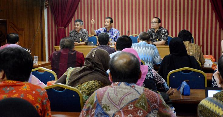 86 Auditor UNNES Ikuti Pembukaan Audit Mutu Internal