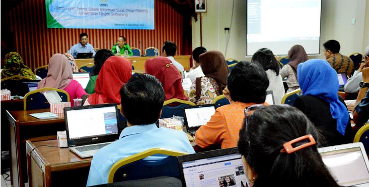 UNNES Kembangkan Surat Dinas Elektronik