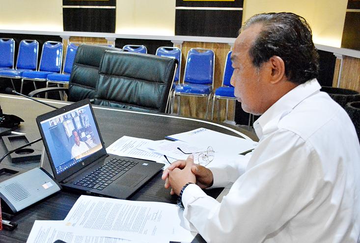 Seruan Moral Majelis Profesor Menaggulangi Wabah Covid-19: dari rumah ilmu, UNNES untuk rumah kita, Indonesia.