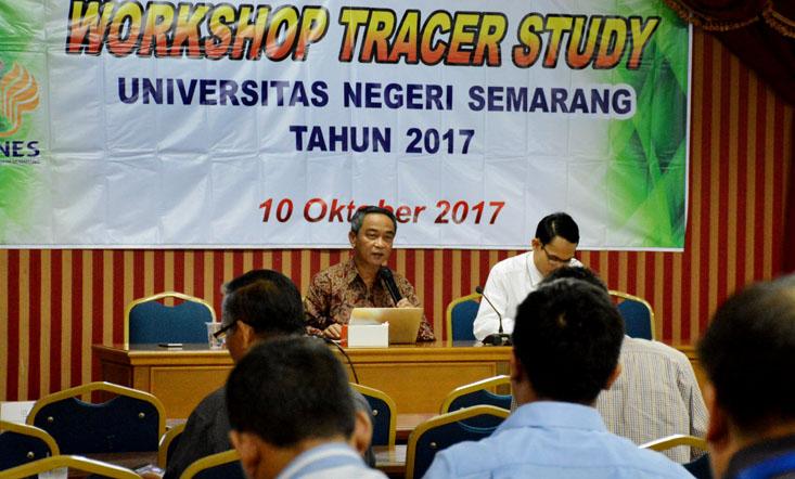 Direktur Kemahasiswaan Kemenristekdikti: Tracer Study Berperan Penting dalam Pengembangan Perguruan Tinggi