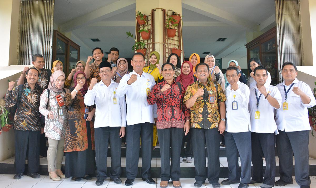 Tingkatkan Tata Kelola Keuangan, Universitas Negeri Malang Kunjungi UNNES