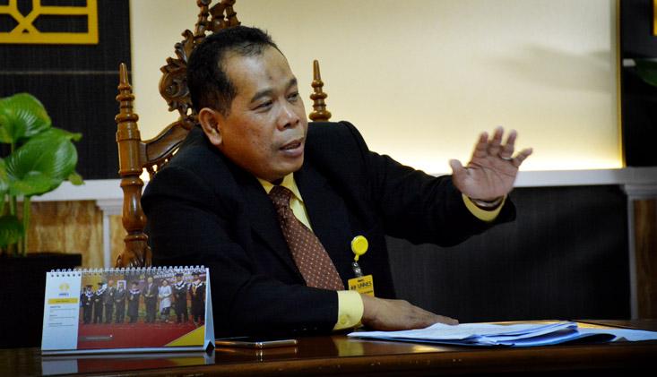 Rektor Imbau Warga UNNES Gunakan Hak Suara Pada Pilkada  Serentak