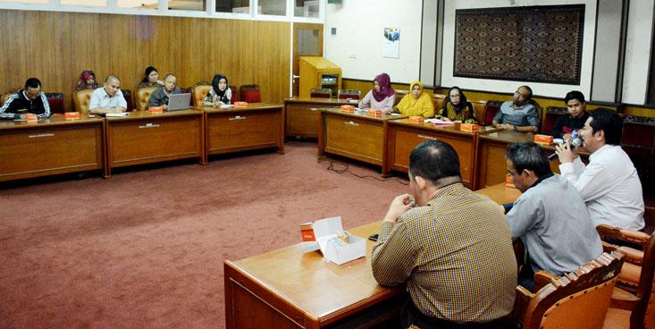 UPN Jawa Timur Studi Banding ke UNNES