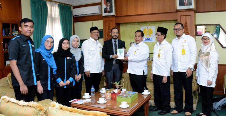 Empat  Mahasiswa  Universiti Malaysia Sabah Ikuti Kredit Tranfer di UNNES