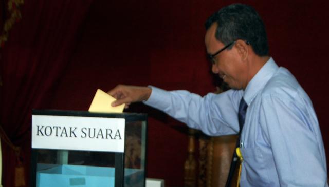 Prof Samsudi Ketua Senat Unnes