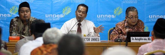 Unnes Bantu Wujudkan SMK Berbasis Pesantren