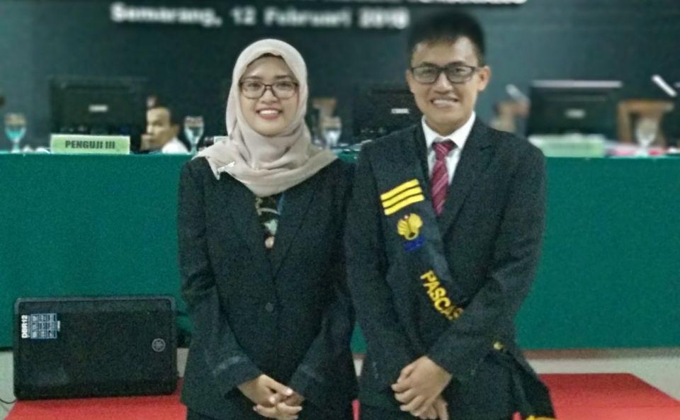 Eko Sugiarto, Usia 29 Tahun Lulus Doktor dengan IPK 4