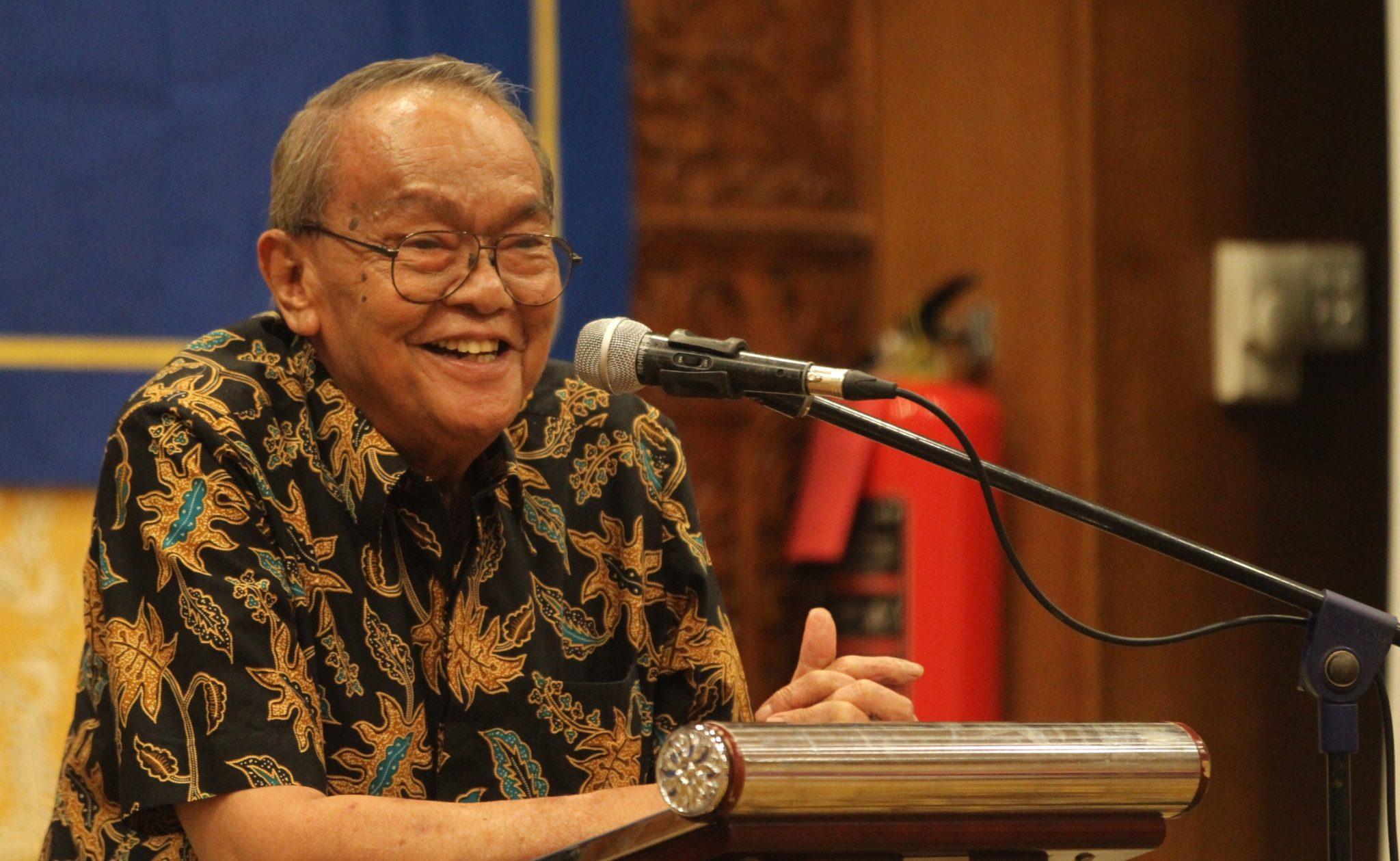 """Prof Rasdi Berpulang, Wariskan Semangat """"Everything is Okay"""""""