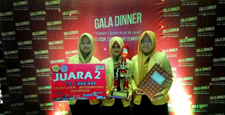 Mahasiswa FE Raih Juara II Tingkat Nasional