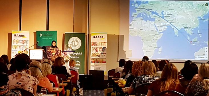 Dosen FIP UNNES Jadi Pembicara Konferensi Internasional di Slovakia