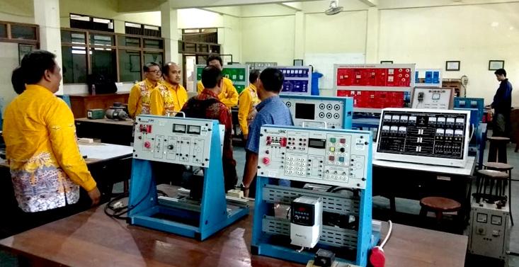 Prodi Pendidikan Teknik Elektro UNNES Divisitasi BAN PT