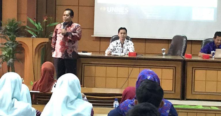 Kuliah Umum di UMK, Rektor UNNES: Gunakan Bahasa dengan Bijak