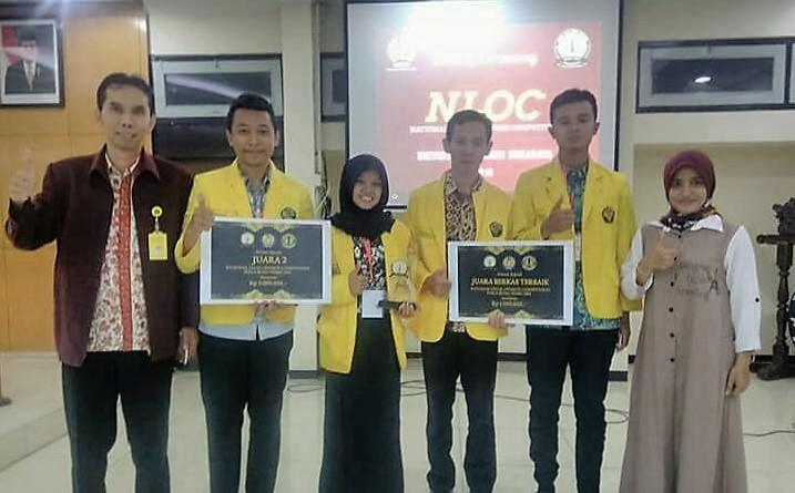 PSC FH UNNES Raih 2 Juara di NLOC Unesa
