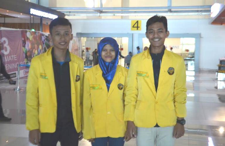 Tiga Mahasiswa FE UNNES Ikuti Program ASEAN-JENESYS di Jepang