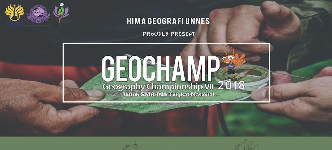 Hima Geografi UNNES Menyelenggarakan Geochamp dan Geocompas