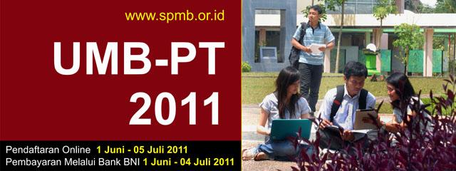 Pendaftaran UMB-PT Mulai 1 Juni