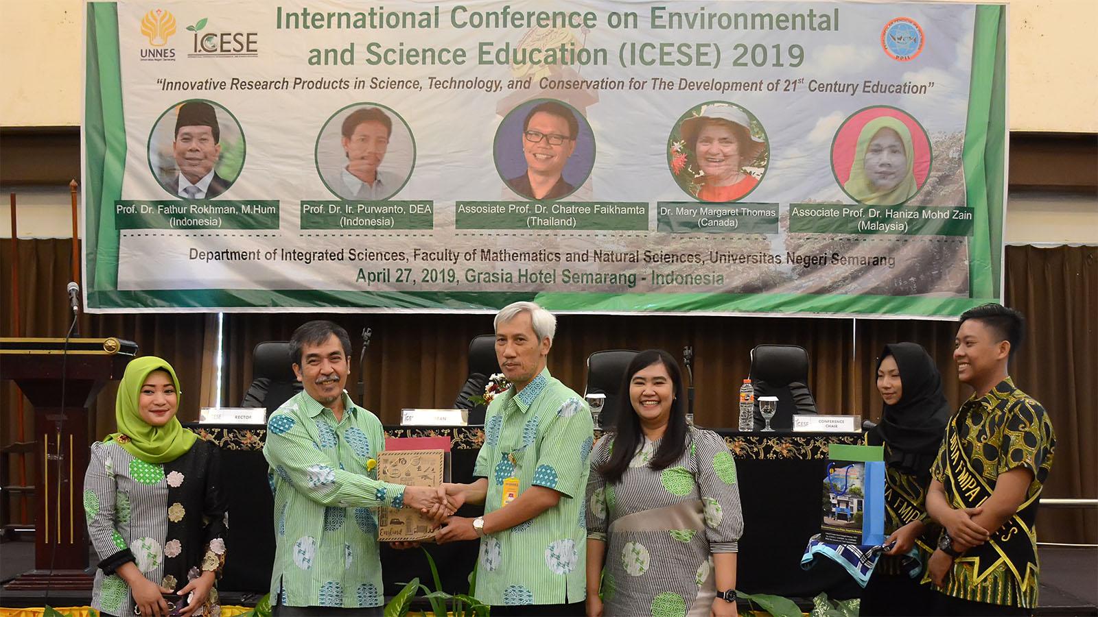 Tampil Perdana, ICESE 2019 Sukses Pertemukan Berbagai Inovasi