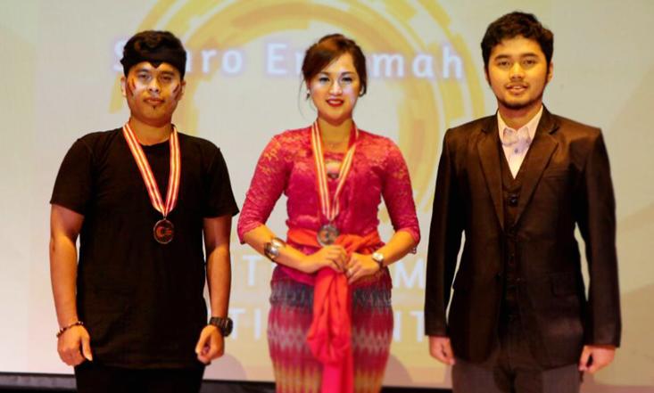 Ikuti Asia Student Summit, Duta Kerja Sama UNNES Jadi Best Participant Women