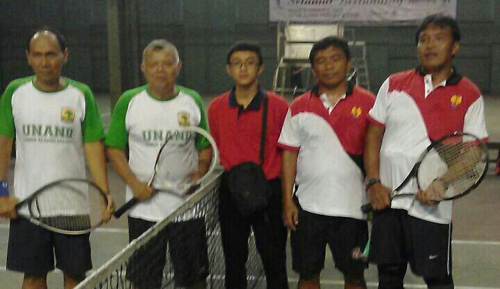 Penguatan Kerjasama Melalui Turnamen Tenis Antar Alumni Perguruan Tinggi