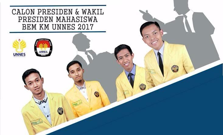 Sukseskan PEMIRA UNNES 2017