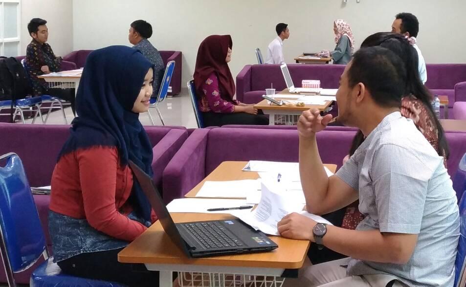 Mahasiswa UNNES Ikuti Seleksi Program PPL Antar Bangsa