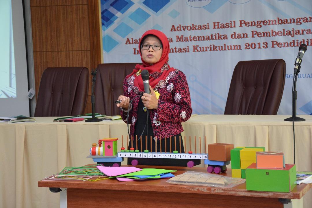 Alat Peraga Matematika Penting Untuk Peningkatan Mutu Pendidikan
