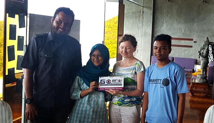 Mahasiswa FMIPA UNNES Ikuti Workshop Komputer Programming di Koh Samui Thailand