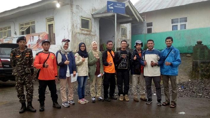 UNNES Gerakkan Mahasiswa Dalam Misi Kemanusiaan Pasca Gempa Banjarnegara
