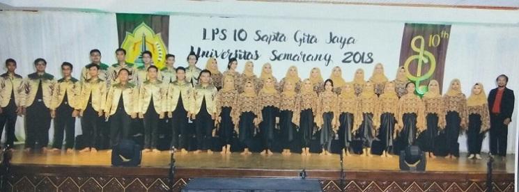 Symphony FIS Choir Raih Medali Perak Tingkat Nasional