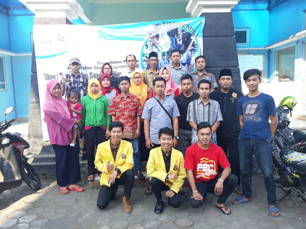 Tim PKM UNNES Teliti dan Edukasi Tindak Main Hakim Sendiri