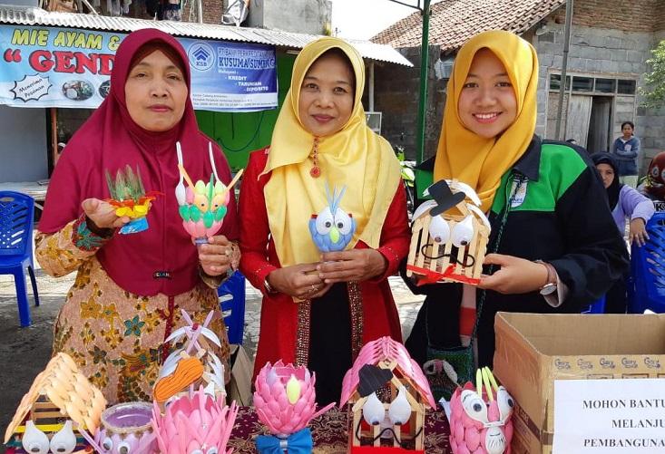 Expo KKN Langensari, Pamerkan Produk-Produk Unik Bernilai Ekonomis