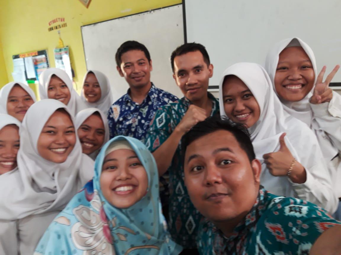 Siswa SMA Ihsaniyah Antusias Kuliah Di UNNES