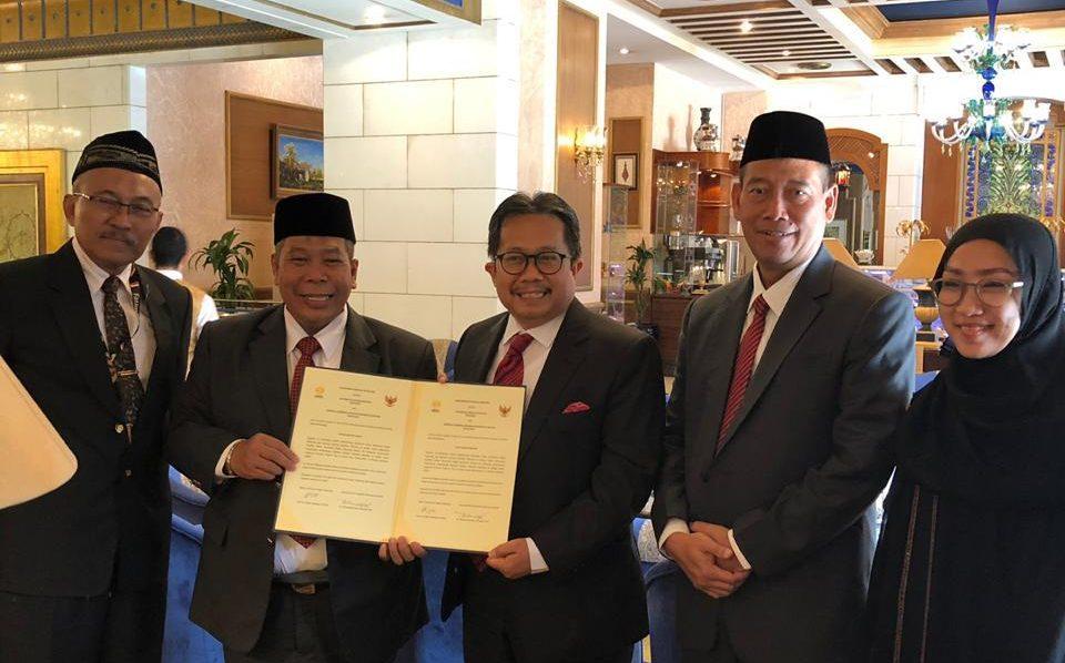 KJRI Jeddah Gandeng UNNES Dirikan Pusat Studi dan Budaya Indonesia