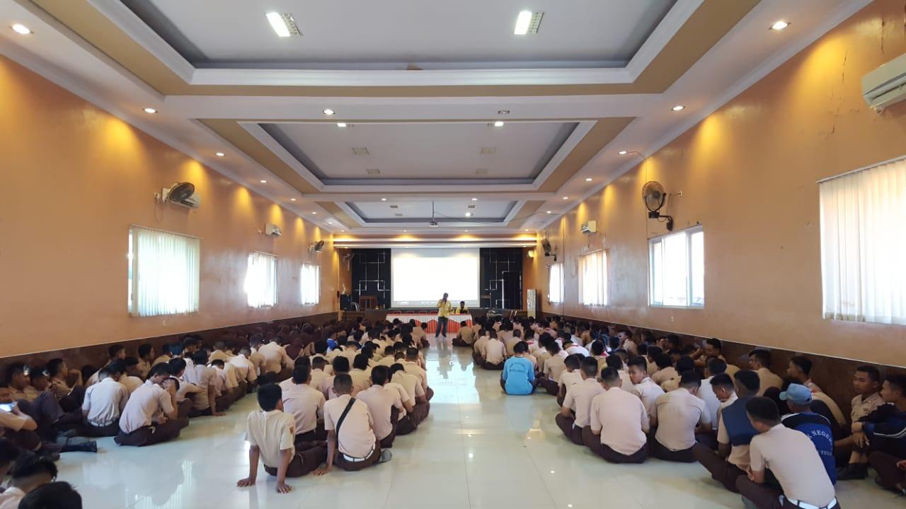 ORDA UNNES Sosialisasi Tentang Kuliah Ke SMA/SMK di Daerahnya Masing-masing